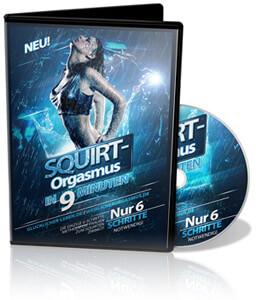 Bonus: Squirt-Orgsmus in 9 Minuten